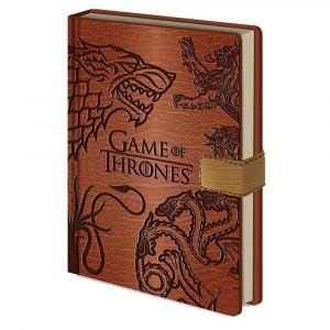game of thrones sigils a5 premium beleznica pyramid box 42815