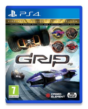 grip combat racing rollers vs airblades ultimate edition ps4 box 41901