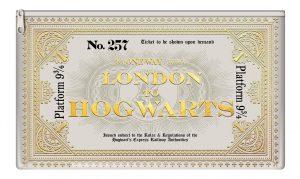 harry potter hogwarts express ticket peresnica pyramid box 42825