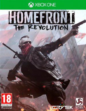 homefront the revolution xbox one box 5993