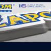 igralna konzola capcom home arcade box 41754