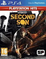 infamous second son playstation hits ps4 box 4587
