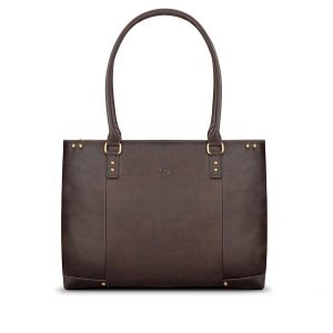 jay leather tote 156 box 44543