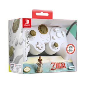 kontroler pdp nintendo switch fight pad pro zelda white box 42005