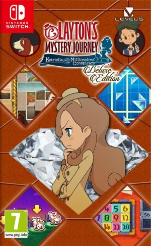 laytons mystery journey katrielle and the millionaires conspiracy deluxe edition switch box 41978