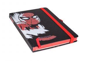 marvel spider man a5 premium beleznica pyramid box 42828