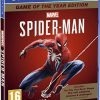 marvels spiderman game of the year ps4 box 38949