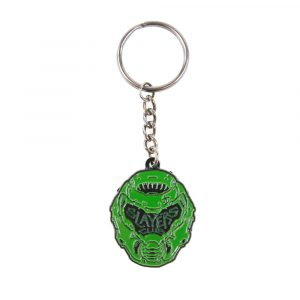 merchandise doom slayer keychain box 44500