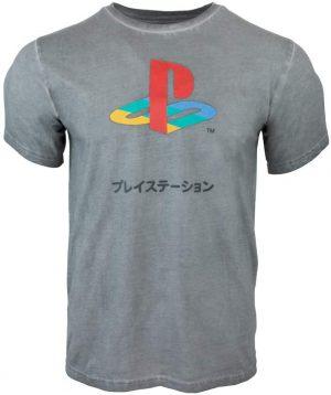 merchandise playstation t shirt l box 44480