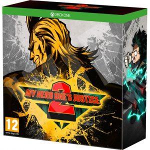 my hero ones justice 2 collectors edition xone box 43902