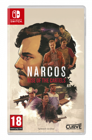 narcos rise of the cartels switch box 41898