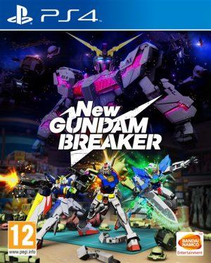 new gundam breaker ps4 box 38918