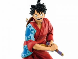 one piece japanese style figure opica d luffy box 44409