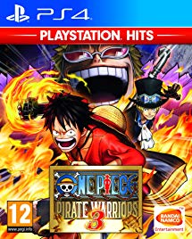 one piece pirate warriors 3 playstation hits ps4 box 5151