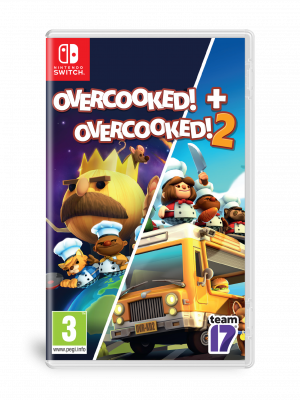overcooked overcooked 2 double pack switch box 41914