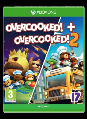 overcooked overcooked 2 double pack xone box 41913