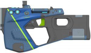 pdp borderlands 3 maliwan pistola box 44304