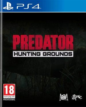 predator hunting grounds ps4 box 44257