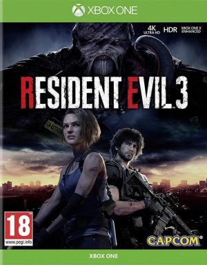 resident evil 3 xone box 44251