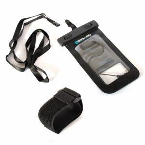seawag vodotesna torbica trak za okoli roke in priklop za slusalke box 6110