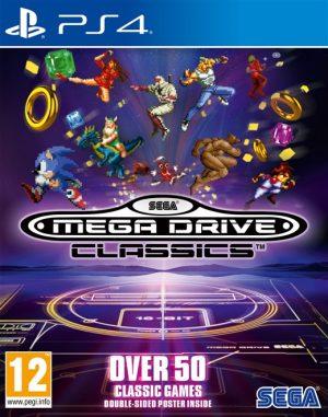 sega mega drive classics ps4 box 38951