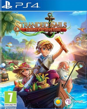 stranded sails explorers of the cursed islands ps4 box 41800