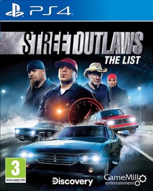 street outlaws the list ps4 box 41788