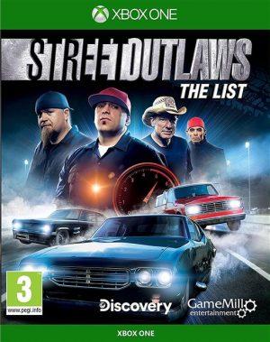 street outlaws the list xone box 41789