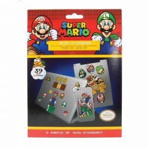 super mario mushroom kingdom tech nalepke pyramid box 42806