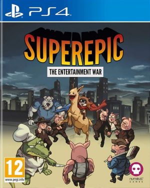 superepic the entertainment war ps4 box 43932