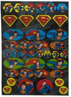 superman nalepke box 45413