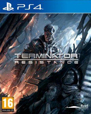 terminator resistance ps4 box 41967