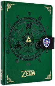 the legend of zelda a5 premium beleznica pyramid box 42816
