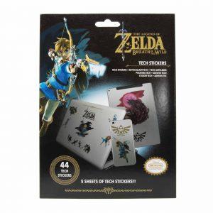 the legend of zelda tech nalepke pyramid box 42807