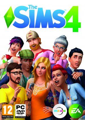 the sims 4 pc box 4329
