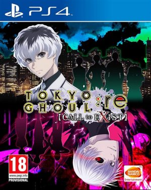 tokyo ghoulre call to exist ps4 box 41805