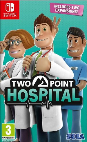two point hospital switch box 41859