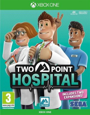 two point hospital xone box 41858