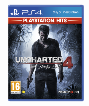 uncharted 4 a thiefs end playstation hits ps4 box 5062