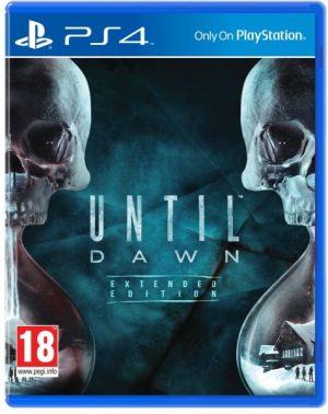 until dawn playstation hits ps4 box 5276