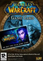world of warcraft game card box 155