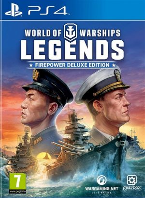 world of warships legends ps4 box 41806