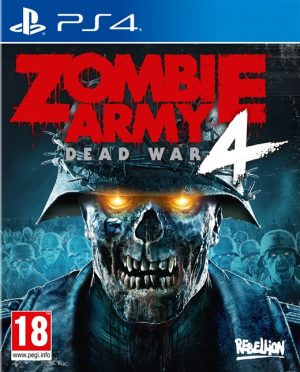 zombie army 4 dead war ps4 box 41890