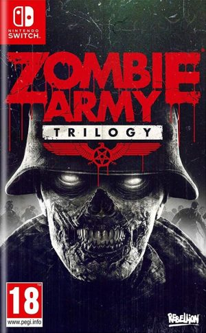 zombie army trilogy switch box 44264